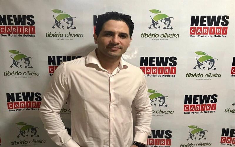 Tiberio Oliveira Nutricionista esportivo