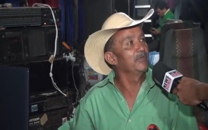 Portal News Cariri, mostra Zito Som, a voz grave da Expocrato
