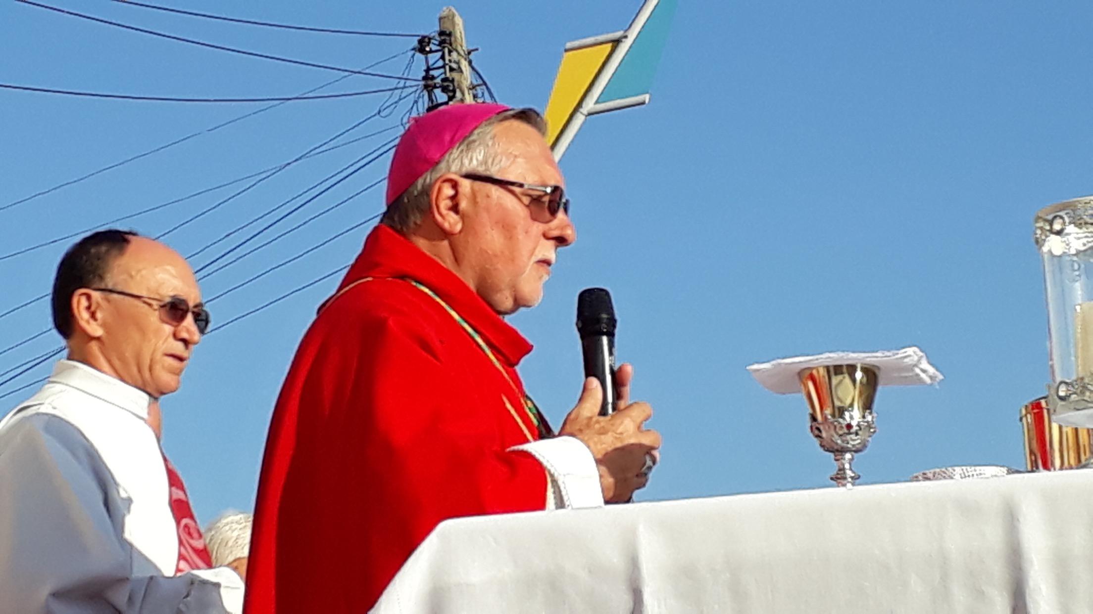 Missa do Padre Cícero foi presidida pelo Bispo de Quixadá