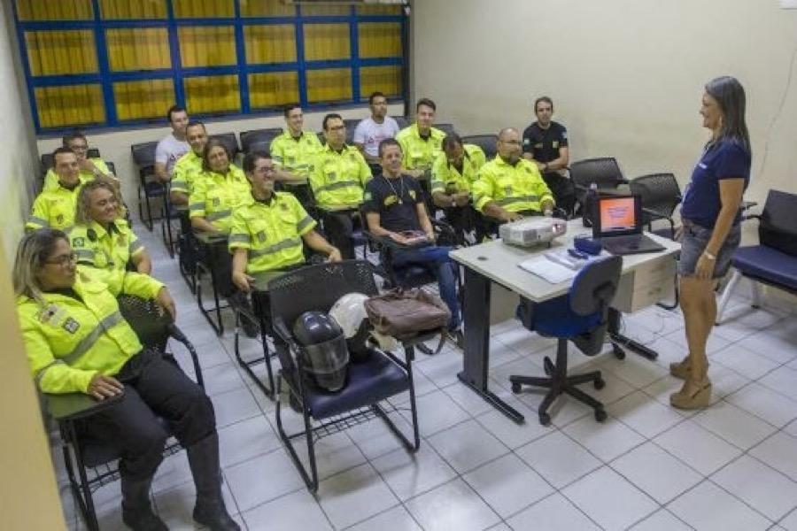 Prefeitura de Juazeiro do Norte capacita agentes do Demutran