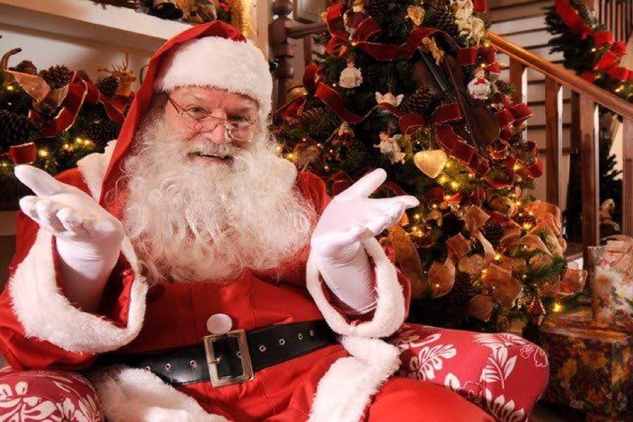Papai Noel chega ao Cariri Garden Shopping com cortejo cultural e teatro musical