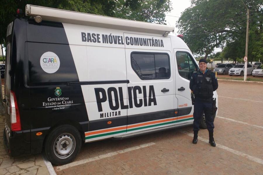 Major Luciano Rodrigues completa um ano a frente do 2º BPM