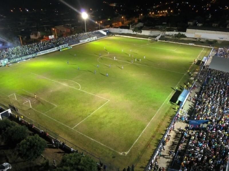 Estádio Inaldão se adapta para receber jogos da I Divisão do Campeonato Cearense de Futebol