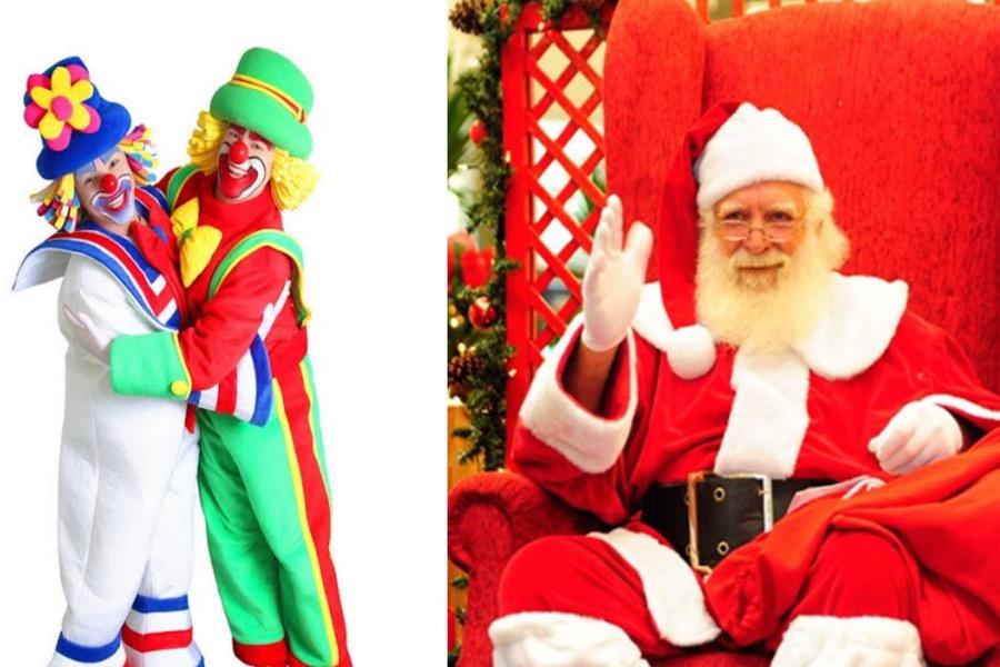 Nova Olinda-CE terá apresentações do Natal do Chaves, Mickey e Minnie e Patati Patatá no dia 14 de dezembro