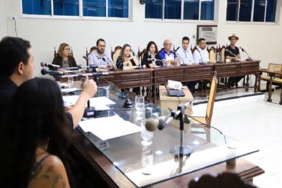 Secult participa de Audiência Pública sobre Patrimônio na Câmara Municipal