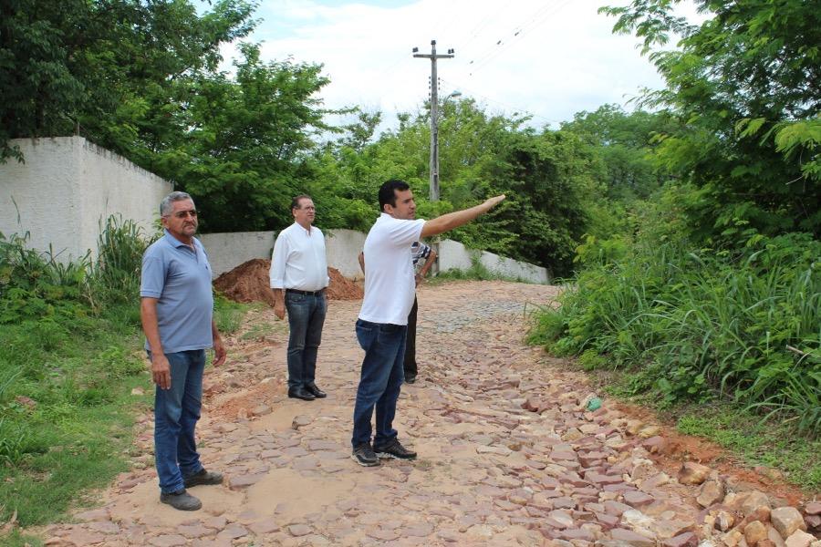 Caminhos do Crato avança nos distritos melhorando a qualidade de vida da população