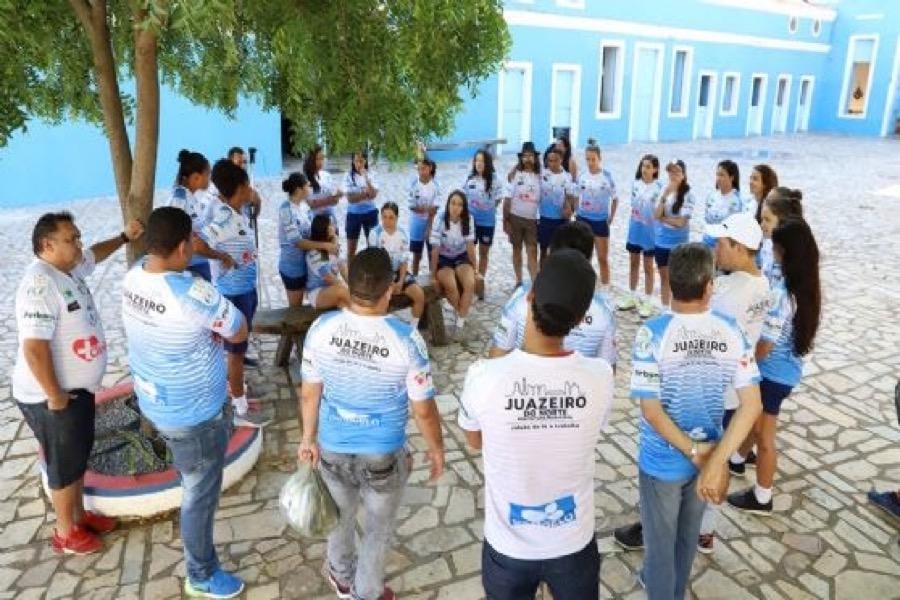 Seleção Feminina de Futebol de Juazeiro do Norte fará sua estréia no Campeonato Intermunicipal