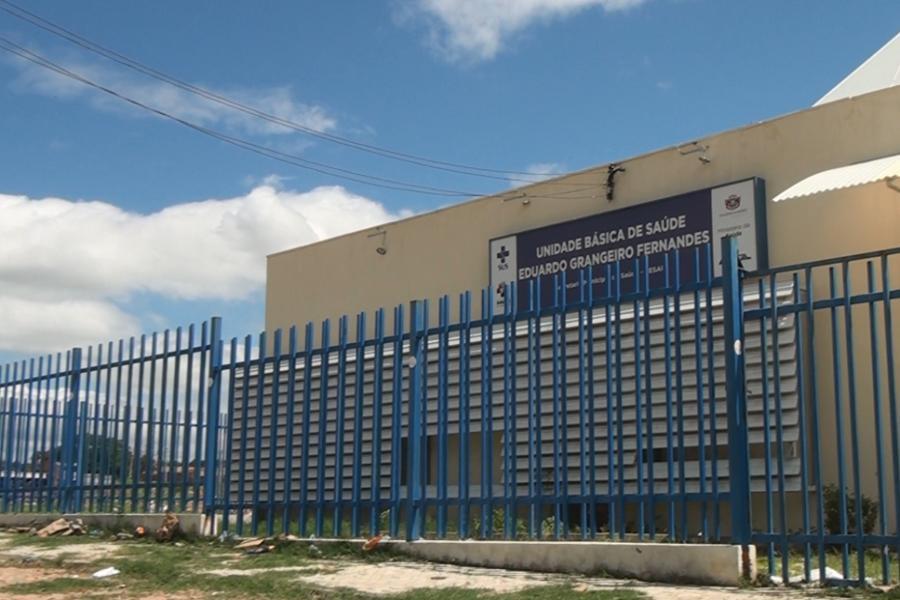 News Cariri mostra situação de abandono em UBS no Bairro Frei Damião em Juazeiro