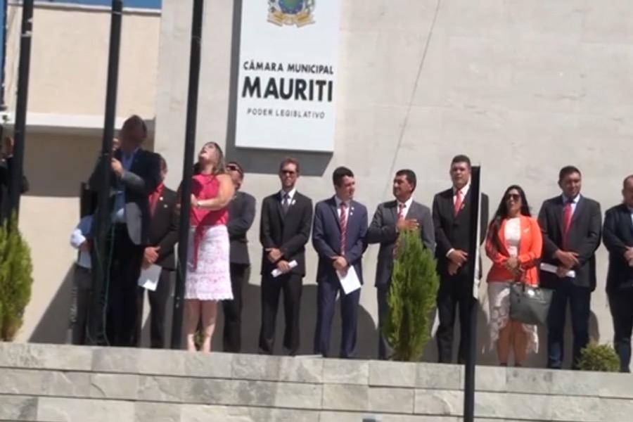 Inaugurada novas instalações da Câmara Municipal de Mauriti-CE