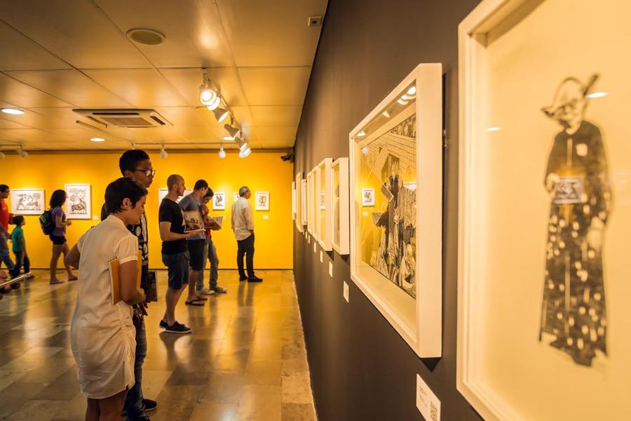 Em pouco dias, Bestiário Nordestino supera média de visitação no Centro Cultural Banco do Nordeste