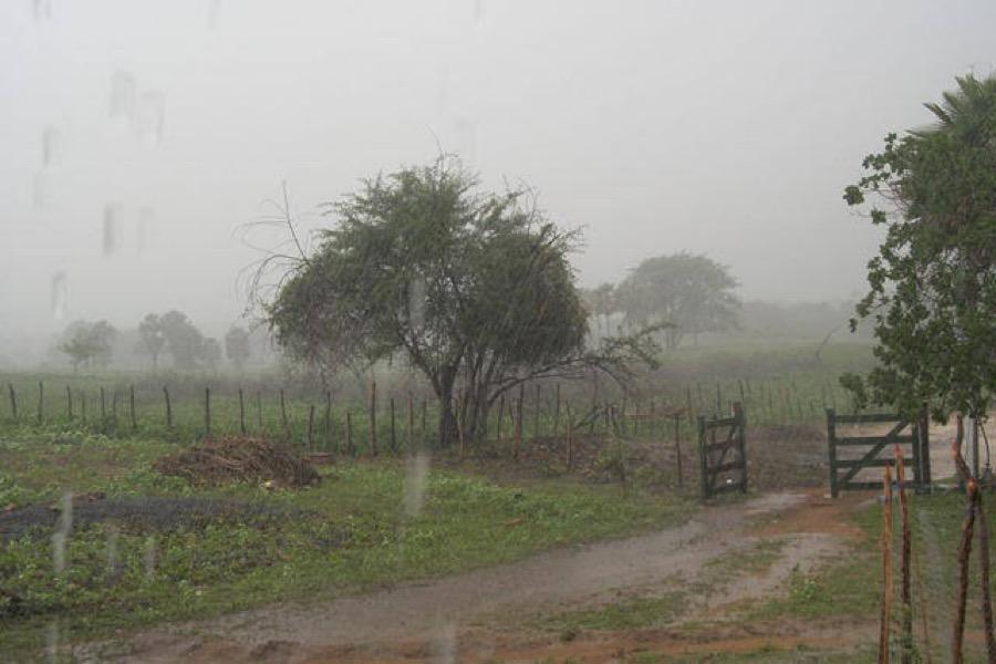 Com 120 milímetros, Crato teve a maior chuva do Cariri