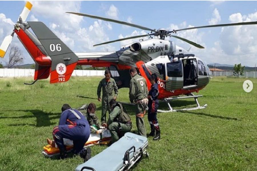 CIOPAER realiza operação de sucesso em que salva mulher de AVC