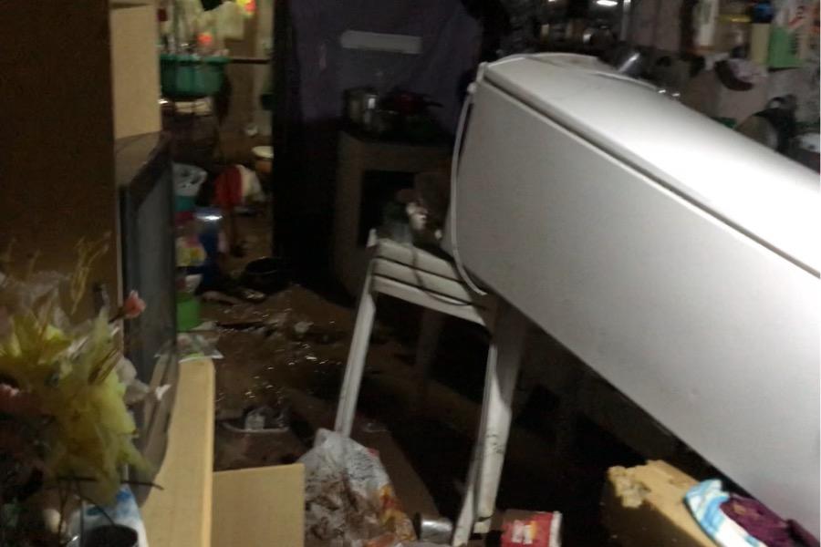 Moradores contam os prejuízos após enchete de canal no Crato-CE; Veja o Vídeo