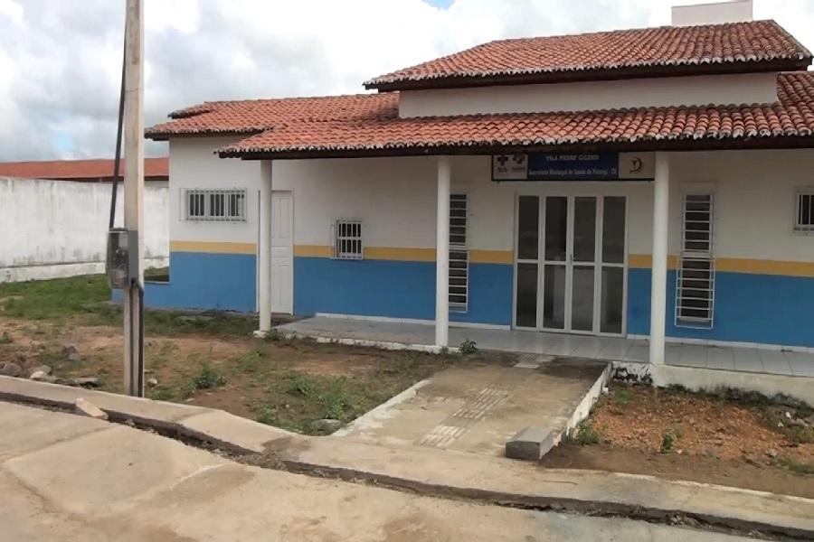 Pacientes denunciam abandono total de posto de saúde em Potengi-CE