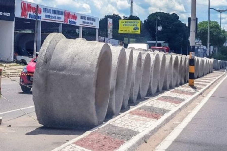Prefeitura iniciará drenagem na Av. Padre Cícero na próxima semana