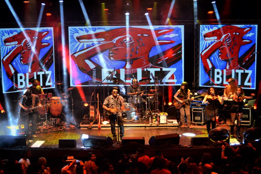 Banda Blitz é atração do Estacionamento da Música em Iguatu e Juazeiro do Norte