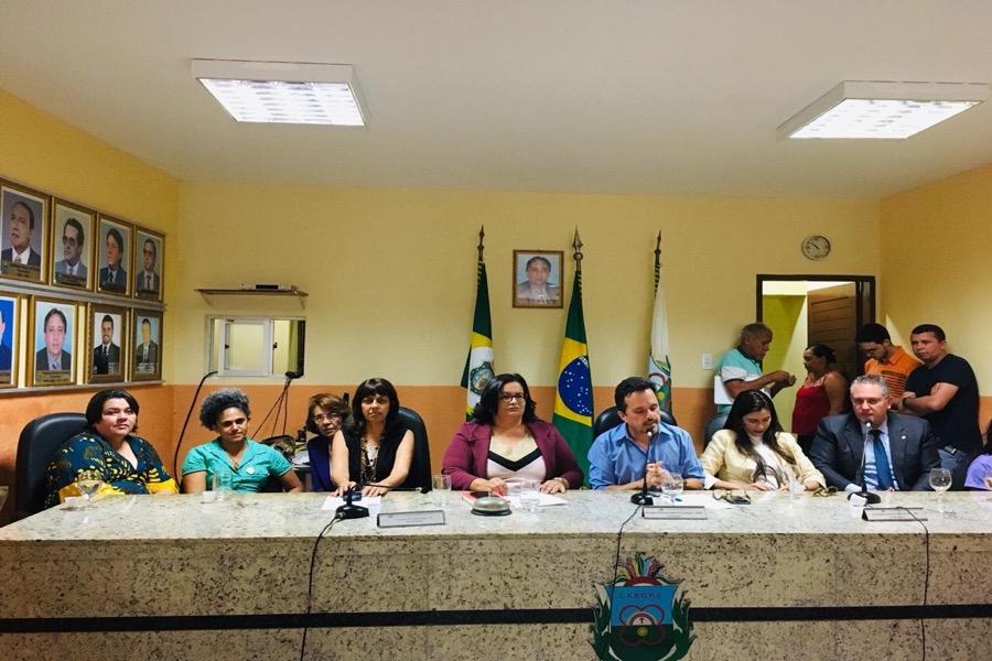 Implantação da Casa da Mulher Cearense no município do Crato é tema de audiência pública