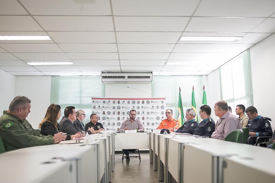 Ceará contará com o reforço de quase 1.500 agentes durante Operação Semana Santa 2019