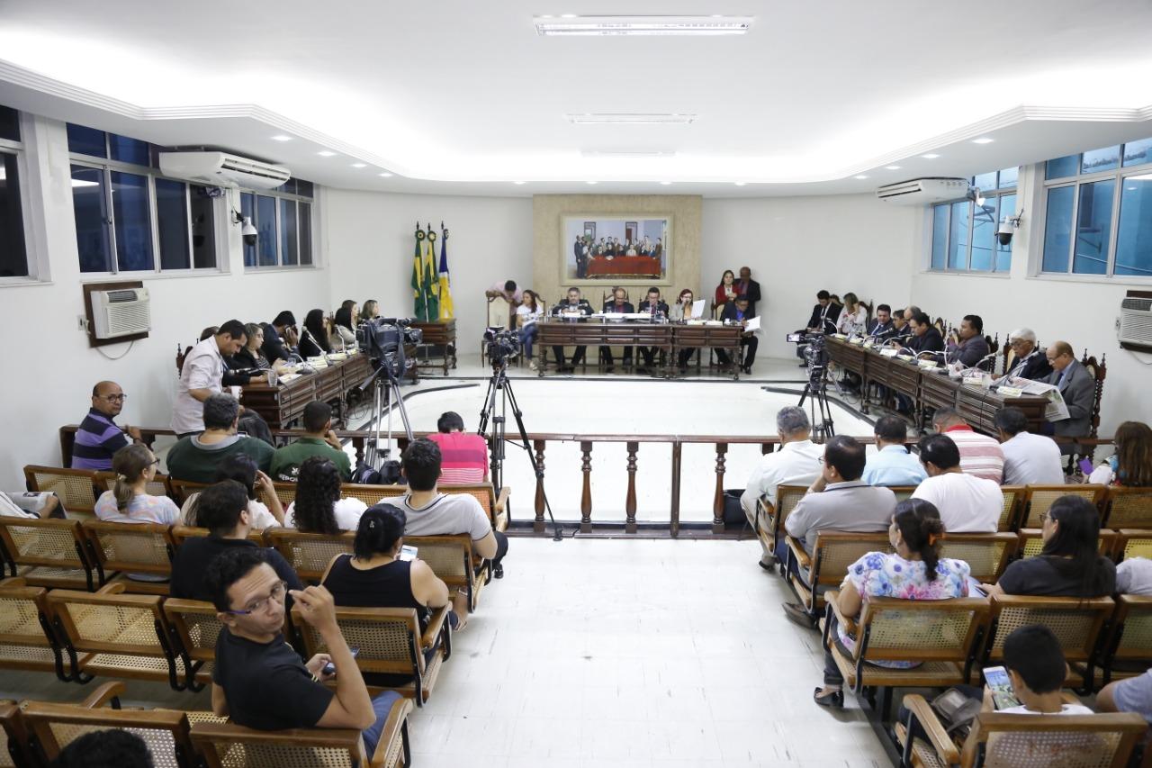 """Câmara Municipal de Juazeiro do Norte                    """"Trabalho e compromisso com o povo de Juazeiro''"""