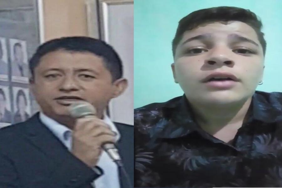 Vereador Adriano Dantas de Nova Olinda é acusado de homofobia ao questionar publicamente sexualidade de aluno