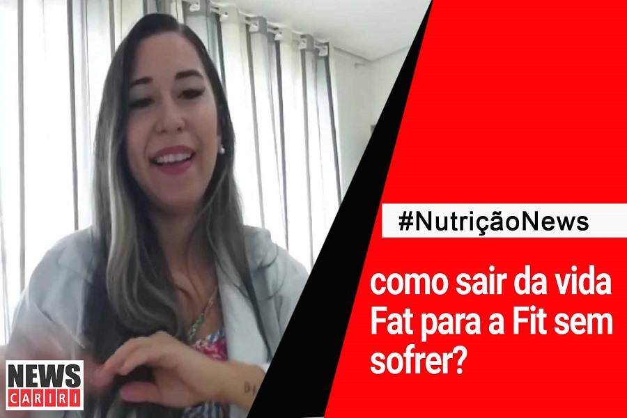 Como sair da vida Fat para a Fit sem sofrer? Drª Beatriz Rocha responde