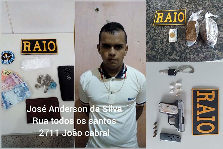 As ocorrências foram registradas entre a última quinta-feira (13) e o último domingo (16) em que 3 acusados foram presos. Foto: polícia