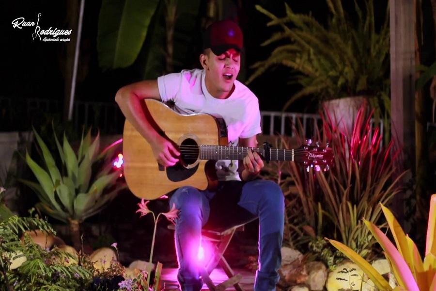 De Milagres para o mundo: Ruan Rodrigues cantará na Expocrato dividindo palco ao lado de  Gusttavo Lima e Xand Avião