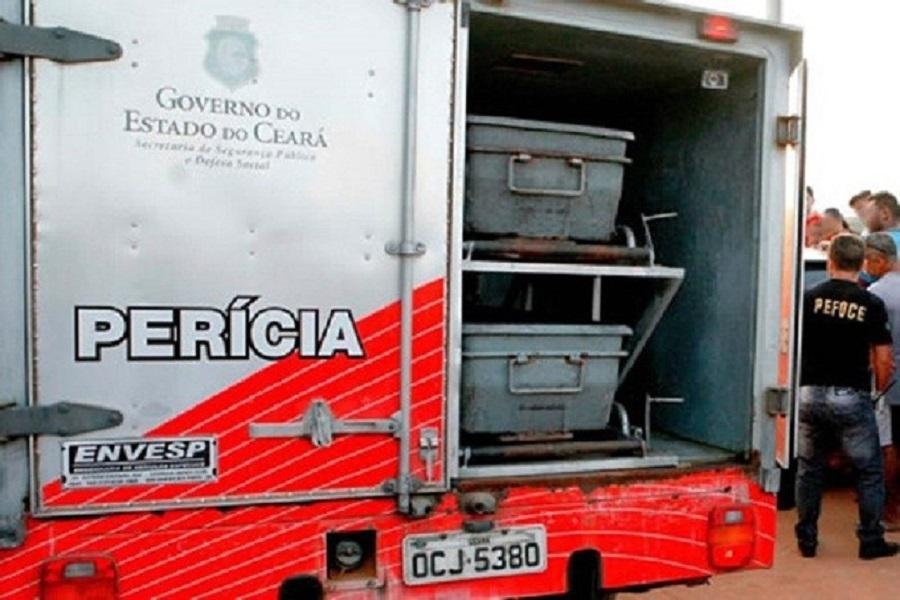 As duas vítimas morreram e foram levadas ao IML de Juazeiro. Foto: reprodução internet