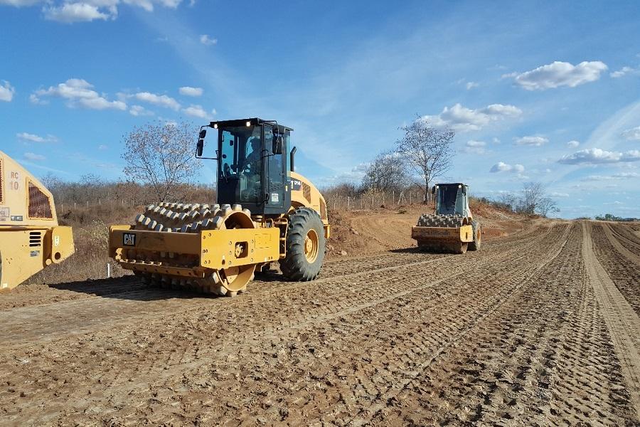 Com a conclusão dos trabalhos, a população poderá contar com rodovias mais seguras e confortáveis para o deslocamento. Foto: Ascom