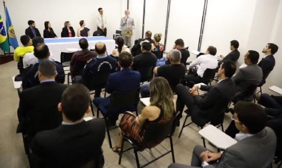 Inaugurada em Juazeiro do Norte as novas instalações de atendimento da Delegacia de Polícia Federal