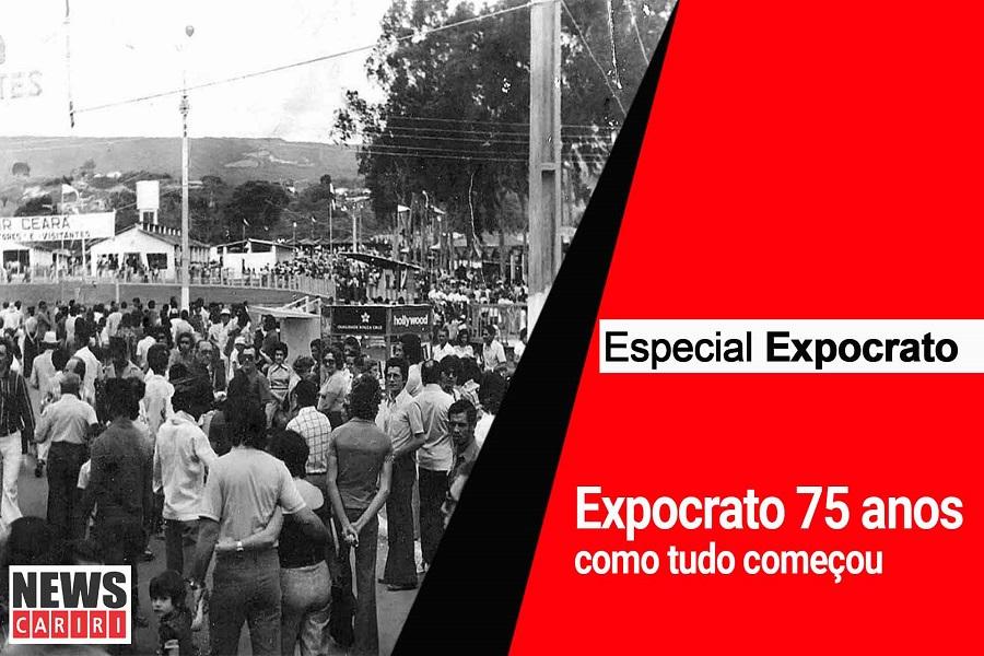 ESPECIAL EXPOCRATO: Expocrato 75 anos - como tudo começou