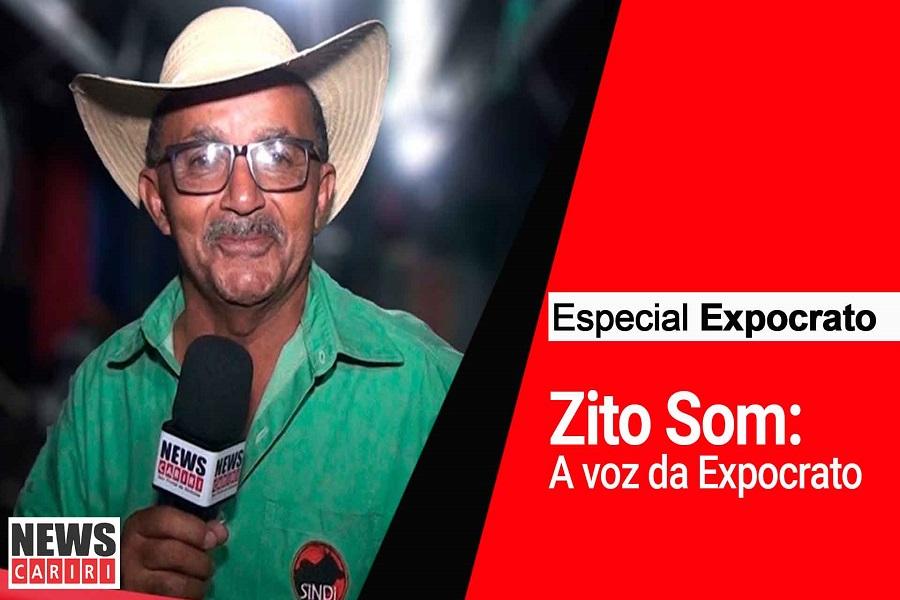 ESPECIAL EXPOCRATO: Zito Som, a voz da Expocrato