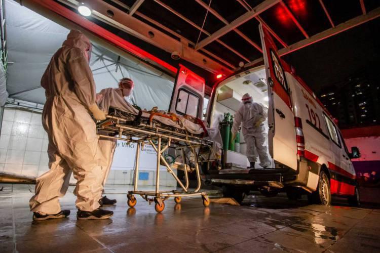 Coronavírus no Ceará: dados de mortes e casos foram atualizados hoje pela plataforma IntegraSUS, da Secretaria da Saúde do Estado (Sesa) (Foto: Aurelio Alves/O POVO)