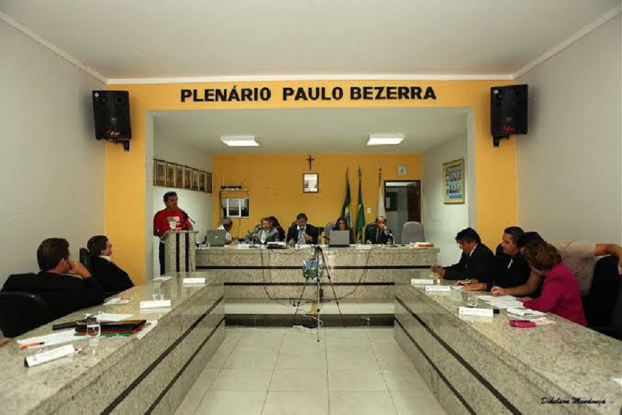 Após recesso, Câmara Municipal de Crato abre Segundo Período ...