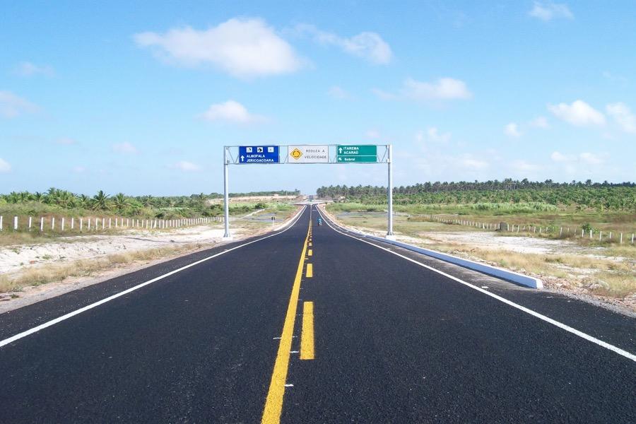 Resultado de imagem para Governo do Ceará autoriza restauração da CE-397 e entrega Areninha de Mauriti nesta sexta-feira (9)