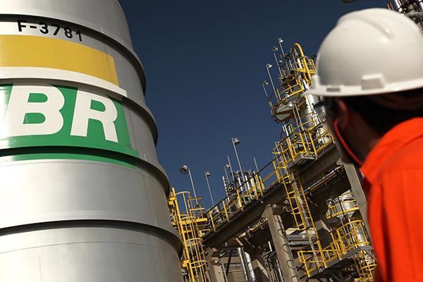 Unidade de hidrotratamento de diesel da Refinaria Landulpho Alves - RLAM