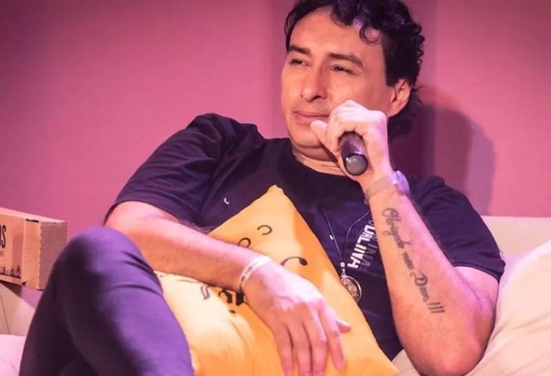 Vicente Nery foi internado com Covid-19 em Fortaleza — Foto: Arquivo pessoal