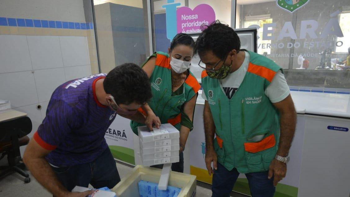 Foto: Thiara Montefusco/ Governo do Ceará