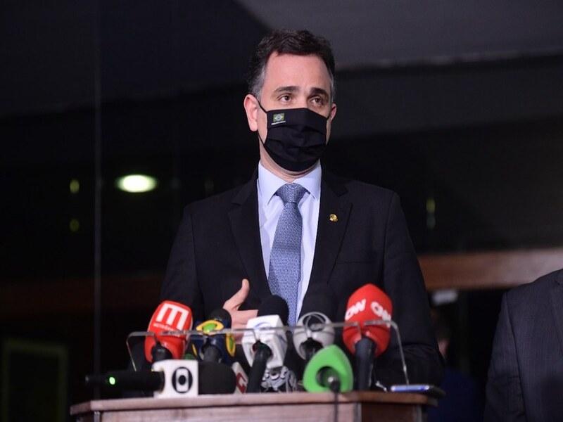Foto: Reprodução / Marcos Brandão - Senado