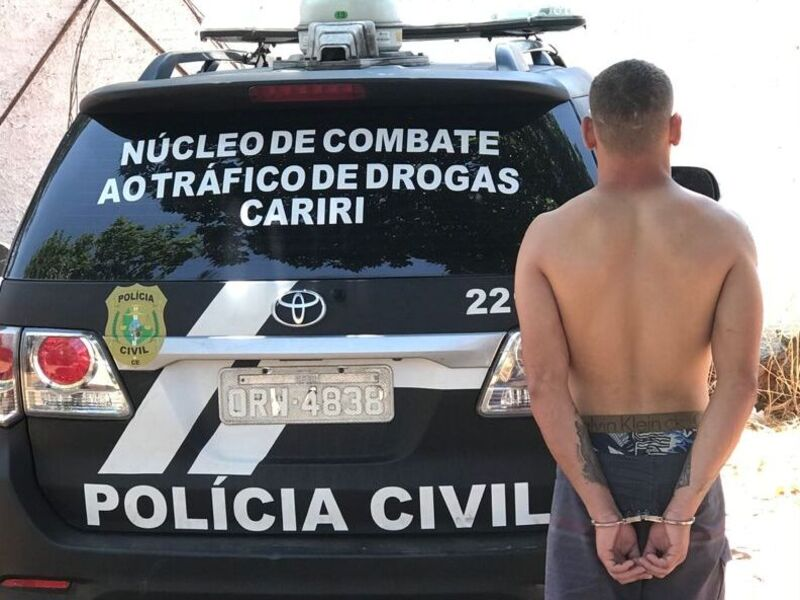 Foto: Reprodução / Polícia Civil CE