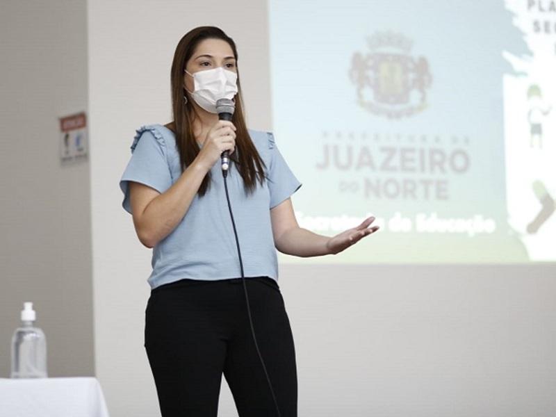 Foto: Reprodução / ASCOM Prefeitura de Juazeiro do Norte